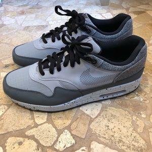 Nike Air Max 1 SE Ripstop Gray 10.5 New No Box